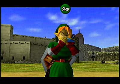 The Ocarina of Time plays a huge role in Link's quest