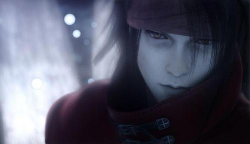 Vincent, as seen in Final Fantasy VII: Advent Children.